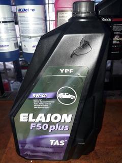 Elaion F50 Plus 100 % Sintetico (5w40 Etiqueta Violeta)