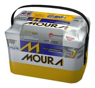 Bateria Auto Moura Mi20gd 12x65 Vw Gol Trend Suran Clio