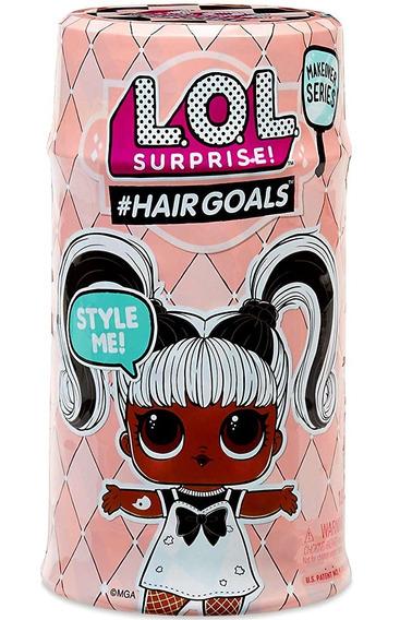 Boneca Lol Surprise Hair Goals 15 Surpresas Original Candide