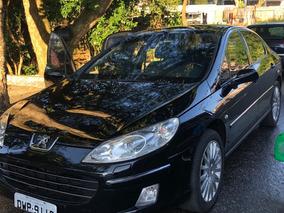 Peugeot 407 3.0 V6 Griffe - Blindado - Com Avaria