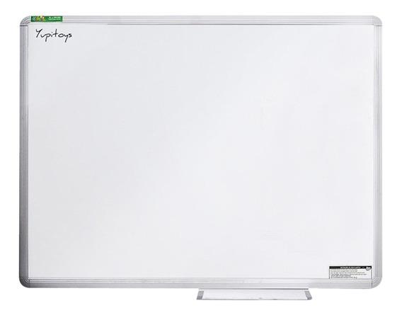 Lousa Pequena Quadro Branco Moldura De Alumínio 40x30 Cm