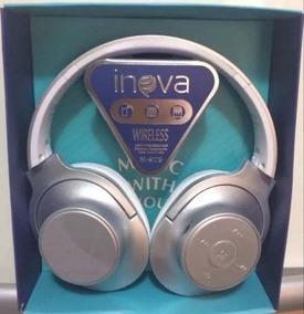 Fone De Ouvido Inova Headphone Bluetooth N-st8 4.2