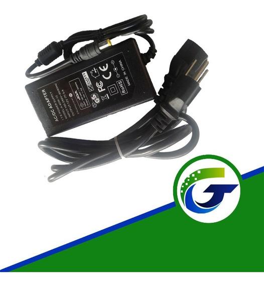 Transformador Fuente Cargador 12v 5amp Cctv, Camaras, Etc