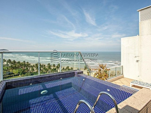 Cobertura Em Riviera, 347m², 4 Dormitórios (2 Suítes)