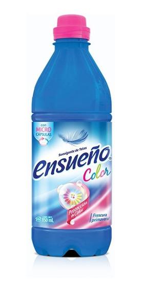 Suavizante Ensueño Color Frescura Primaveral 850 Ml
