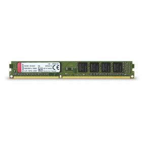 Memoria Kingston Ddr3 4gb 1600 Mhz Pc3 12800 Pc Intel / Amd