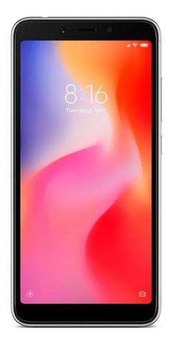 Xiaomi Redmi 6 Dual SIM 32 GB cinza-escuro 3 GB RAM