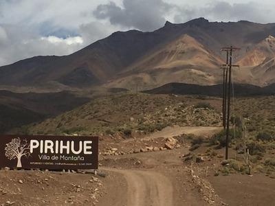 Oportunidad Unica!! Pirihue Mendoza!! Consegui El Lote De Tu