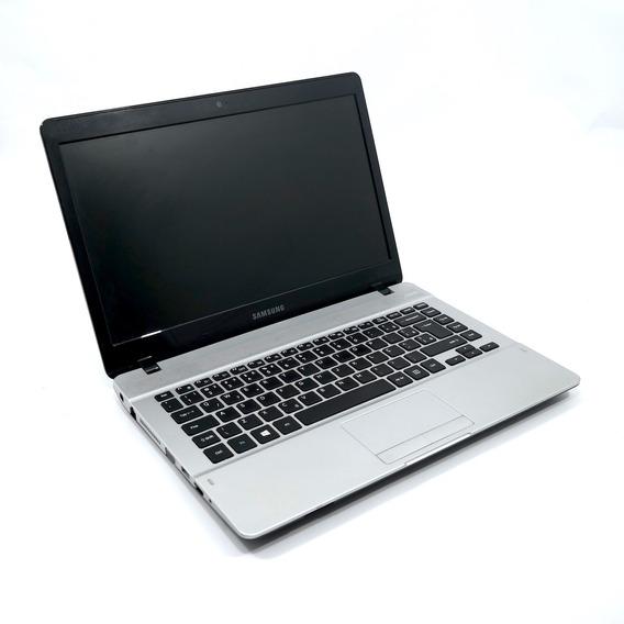 Notebook Promoção Samsung 370e Cel. 1.50ghz 4gb Win 10 Usado