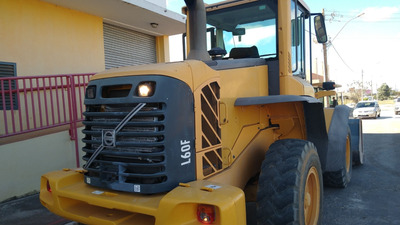 Pá Carregadeira Volvo L60f/08