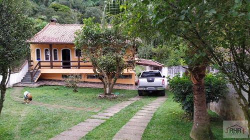 Chácara Para Venda Em Ribeirão Pires, Pilar Velho, 3 Dormitórios, 1 Suíte, 1 Banheiro, 4 Vagas - 859_1-1759351