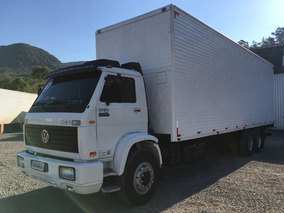 Volkswagen 16-170 Bt - Baú De 9.60m - Fernando