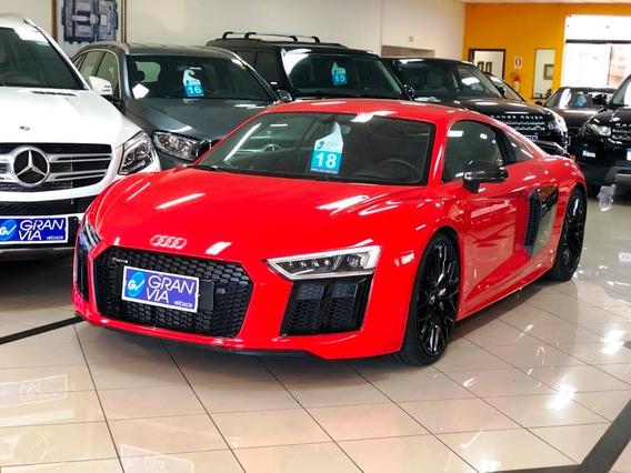 Audi R8 5.2 Fsi Coupe Plus Quattro V10 40v Gasolina 2p S