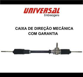 Caixa De Direção Mecânica Ford Ka 2008 2009 2010 2011 2012
