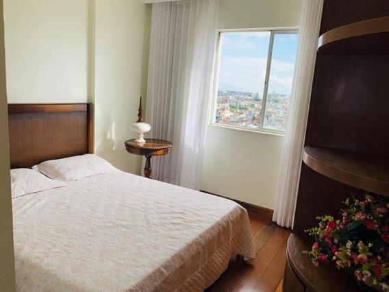 Apartamento Para Venda Em Salvador, Brotas, 3 Dormitórios, 1 Suíte, 3 Banheiros, 3 Vagas - 476