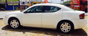 --- Dodge Avenger 2010 Se Aut, Electrico, Bolsas 4 Cil. ---