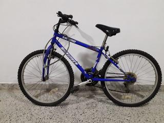 Bicicleta Vairo Xr500 Rodado 24. Velocidades 18