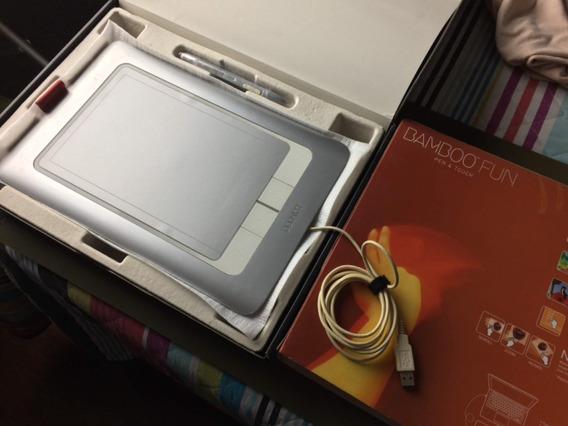 Mesa Digitalizadora Wacom Bamboo Pen E Touch Cth-661