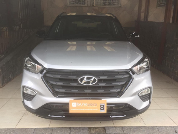 Hyundai Creta 2.0 16v Flex Sport Automático - 2019