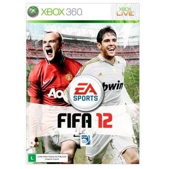 Fifa 12 - Xbox 360 - Original - Midia Fisica