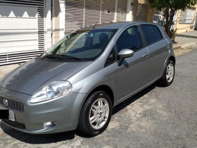 Fiat Punto 1.4 Elx 8v Flex 4p Manual 08/08 + Blue&me