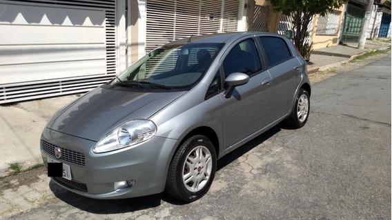 Fiat Punto 1.4 Elx 8v Flex 4p Manual 08/08 + Blue&me