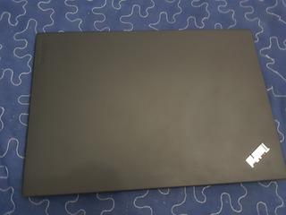 Laptop Lenovo Thinkpad T480 1 Tb 8gb De Ram Doble Batería