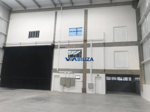 Galpão Industrial - Parque Industrial San José Reserva - Coita/sp. Estuda Permuta. - Ga0094