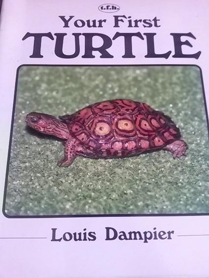 Livro Guia Prático Primeira Tartaruga (your First Turtle)
