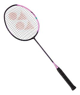 Raquete De Badminton Yonex Astrox Smash Rosa E Roxo
