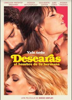 Dvd - Desearas Al Hombre De Tu Hermana