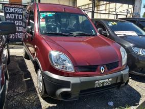 Renault Kangoo 2 Con Aire Y Direccion 1plc