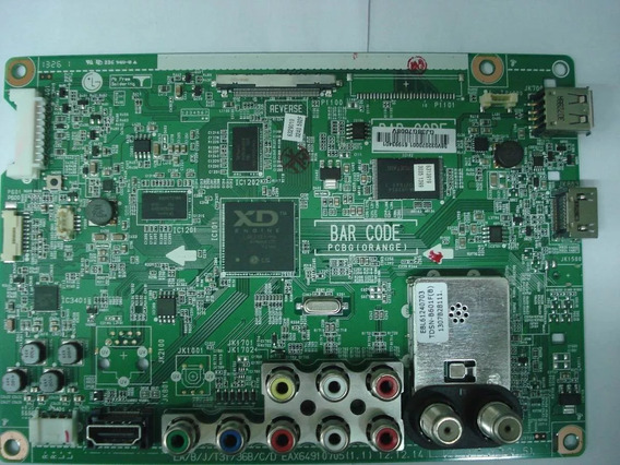 Placa Principal Televisor Lg 32ln5400 32ln540b