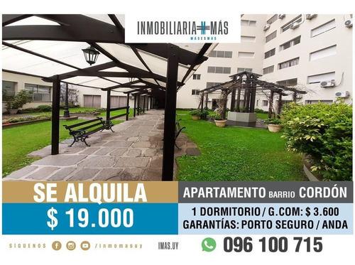 Imagen 1 de 14 de Alquiler Apartamento Parque Batlle Montevideo Imas.uy N