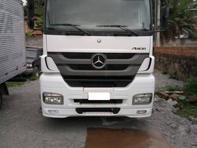 Mb Axor 2544 6x2 Teto Alto Automátco Ano 2014