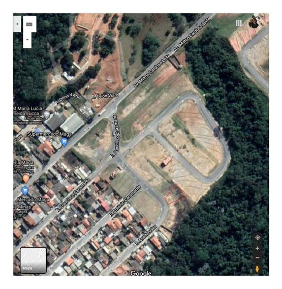 Ótimo Lote/terreno Particular 270,11m², Cidade De Mairinque.