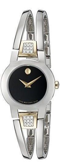 Relojes De Pulsera Para Mujer Relojes 0606894 Movado
