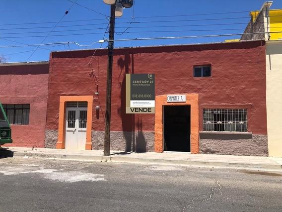 Casa En Venta Zona Centro Durango