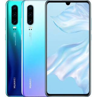 Huawei P30 128gb Dual 6gb Ram Tri Cam 40mp/ Sel 32mp Global