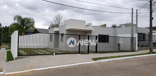 Imagem 1 de 15 de Casa Com 3 Dormitórios À Venda, 70 M² Por R$ 280.000,00 - Campestre - São Leopoldo/rs - Ca3091