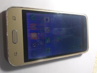 Celular Samsungj1 2016 Com Tela Quebrada Tem Que Trocar Leia