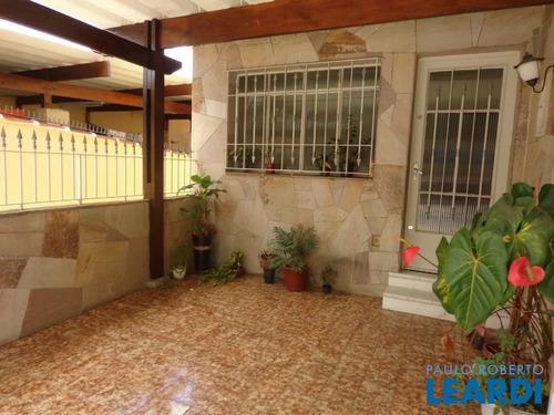 Casa Térrea - Vila Guilherme - Sp - 614581