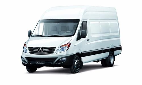 Jac Sunray Okm 15 Pasajeros/furgon Desde U$s 25.590
