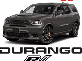 Durango Rt V8 5.7l 360hp 7pas 2dvd Piel Led Qc Abs Xenon Arh