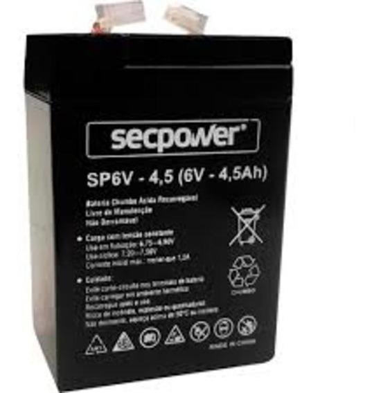 Bateria First Power 6v 4.5 Ah/20hr Selada