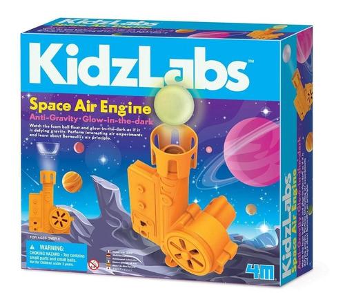 Imagen 1 de 3 de Kidzlabs Espacio Ingenieria Antigravedad Brilla En Oscuridad