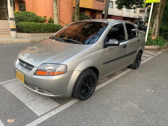 Chevrolet Aveo 1.600/ 2008 Full Equipo Original Al Día