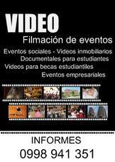 Servicio Profesional De Videofilmaciones