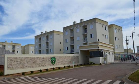 Apartamento Para Venda Em Ponta Grossa, Uvaranas, 2 Dormitórios, 1 Banheiro, 1 Vaga - Campoaleg_1-860072