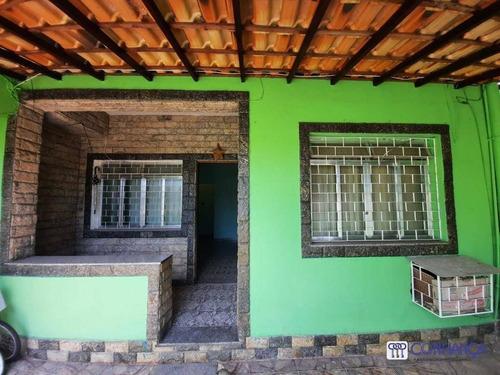 Casa Com 2 Dormitórios À Venda, 78 M² Por R$ 240.000,00 - Campo Grande - Rio De Janeiro/rj - Ca1721